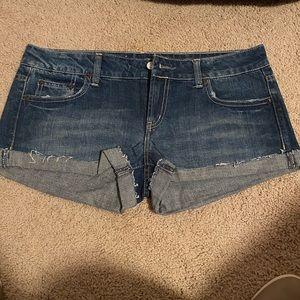 American Eagle Cuffed Shorts